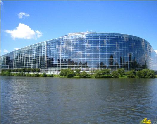 Strasbourg, parlement Européen