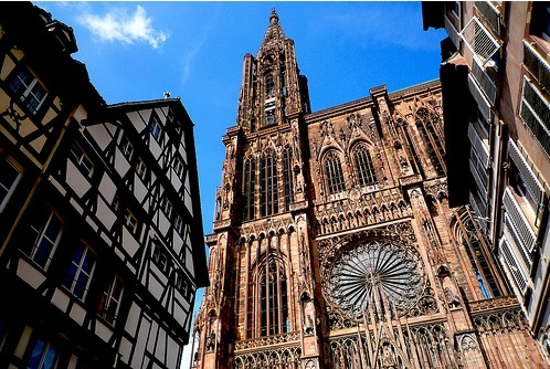 Strasbourg, la Cathédrale