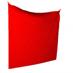 Triangular Mesh (under gravity)